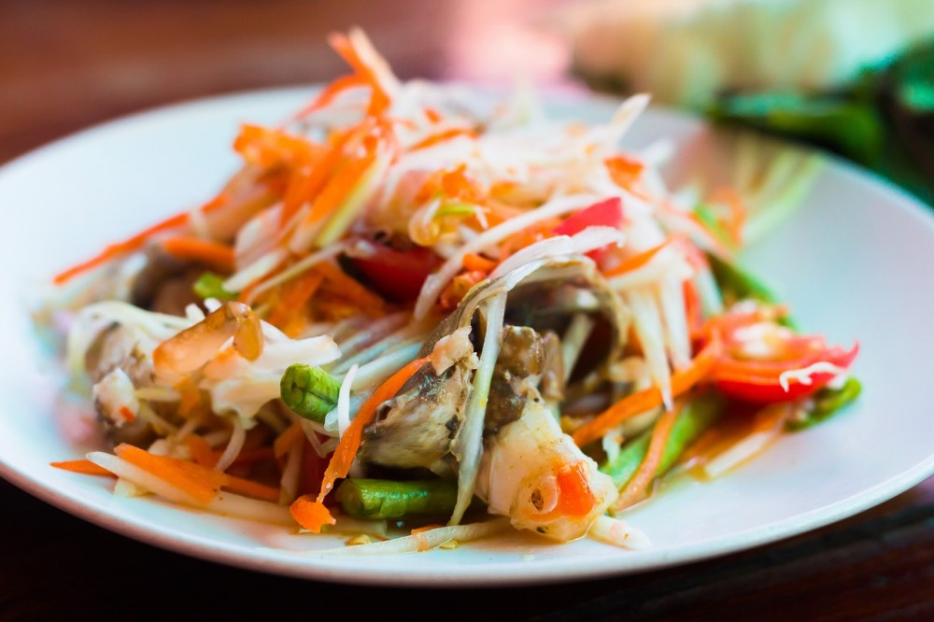 Das Restaurant Seoul in Düsseldorf bietet asiatische Spezialitäten und koreanische kulinarische Gerichte an.